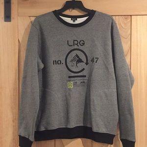 LRG Crewneck Sweatshirt NWOT Size XL